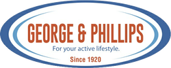GEORGE AND PHILLIPS - THE SPORTS SPECIALIST